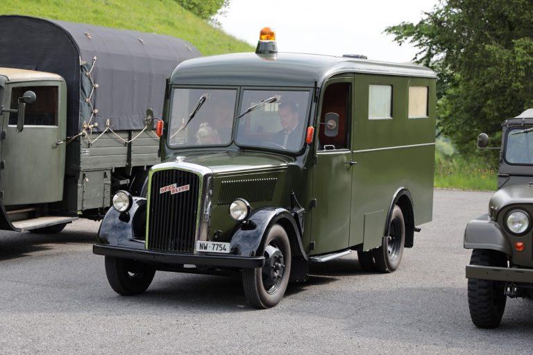 Opel Blitz 2.5-32 4x2, Jahrgang 1941